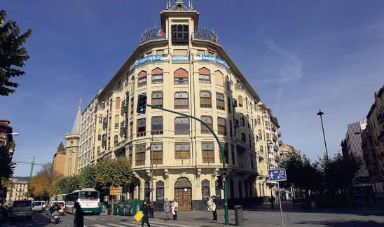 La firma Zara dispone de licencia de obras para el edificio de la Vasco