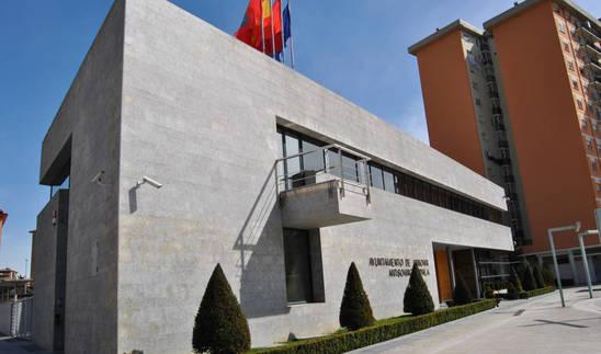 Foto del Ayuntamiento de Ansoáin.