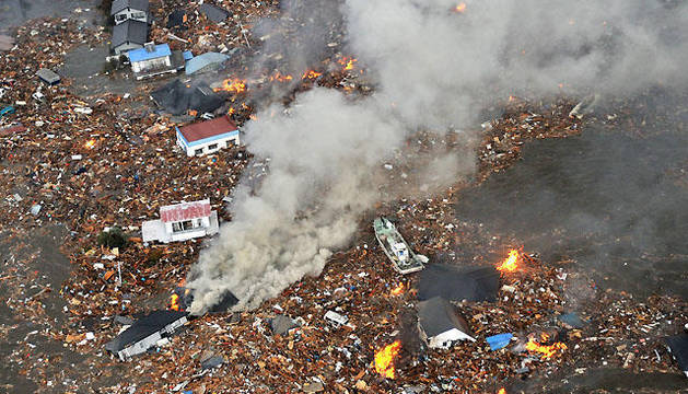 Evacuaciones y alarma social por el alto nivel de radiactividad en Fukushima