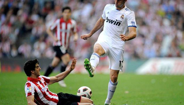 Partido Athletic-Real Madrid