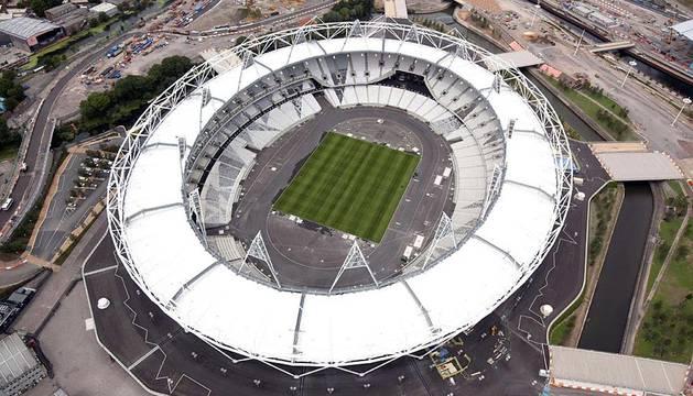 Londres presenta sus intalaciones olímpicas
