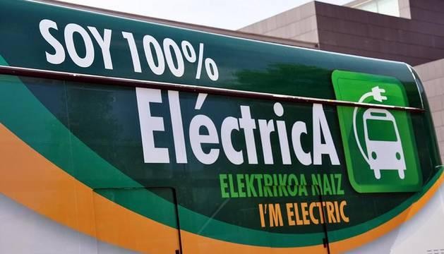 Presentación del autobús urbano 100% eléctrico
