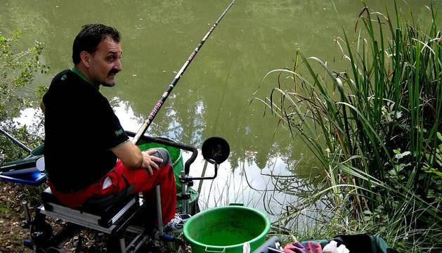 XV Concurso de pesca de agua dulce