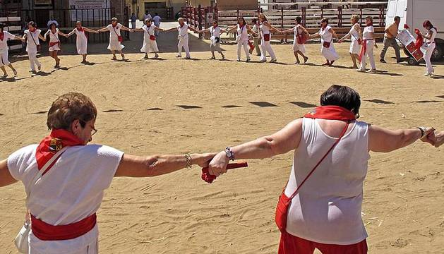 Fiestas en Mendavia y Ribaforada (29/08/2011)