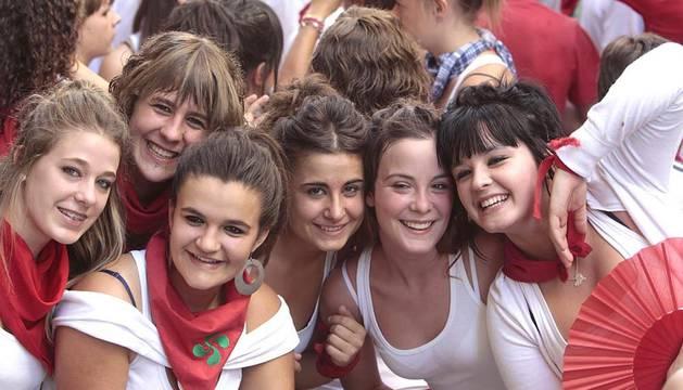 Fiestas en Lumbier (30/08/2011)