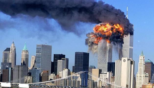 El ataque a las Torres Gemelas el 11-S