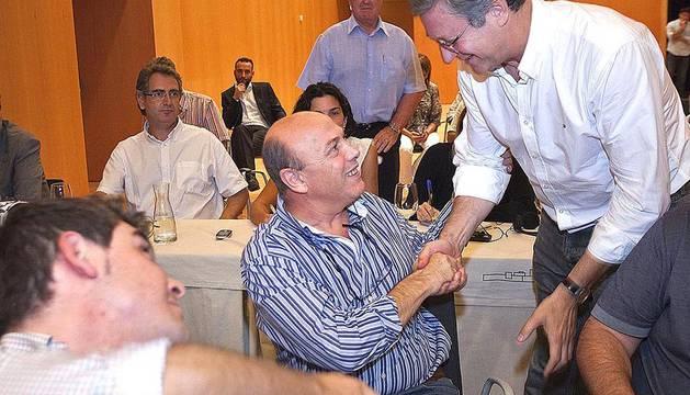 José Muñoz, nuevo presidente de la MCP