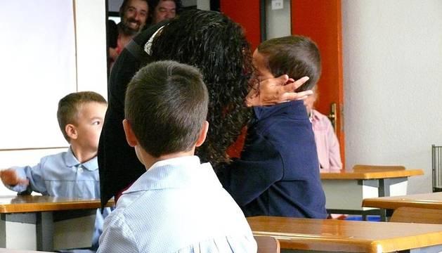 Este miércoles comienza el curso escolar en Navarra
