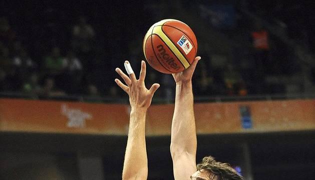 EUROBASKET 2011 / ESPAÑA-ALEMANIA