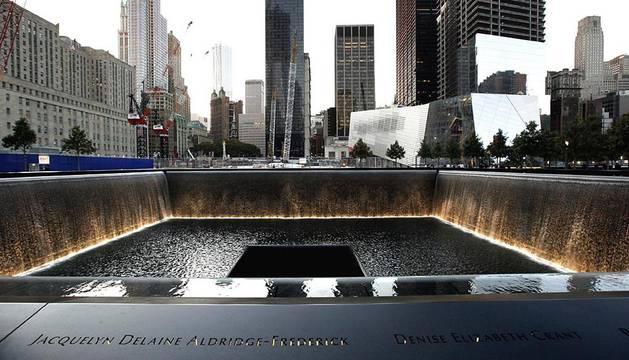 Homenaje en Nueva York a las víctimas del 11-S