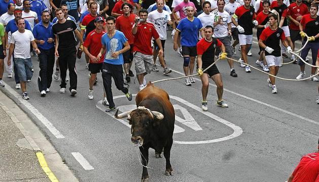 Fiestas de Lodosa (18/09/2011)