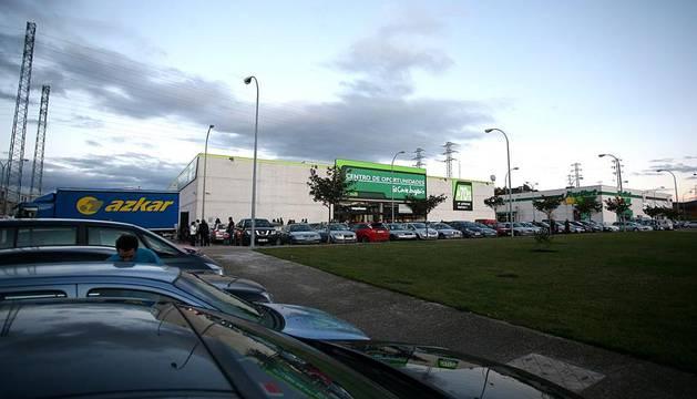 Imágenes del recién abierto Centro de Oportunidades El Corte Inglés, localizado en el centro comercial La Morea.