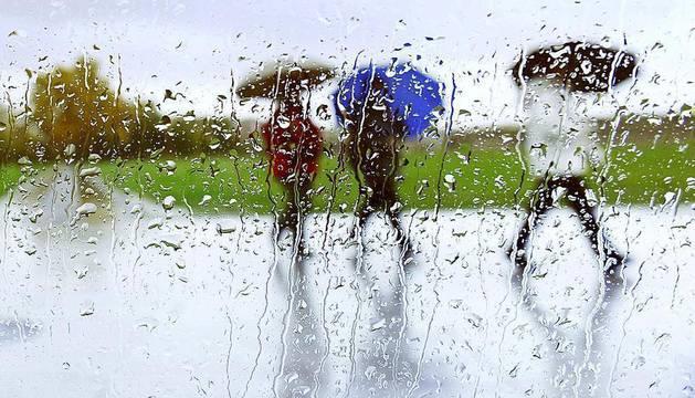 Navarra activa el Plan de Inundaciones en nivel de preemergencia por las lluvias