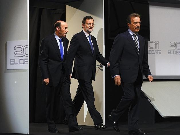 Vídeo íntegro del debate entre Rubalcaba y Rajoy