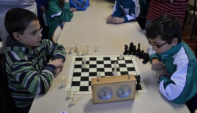 Alrededor de 260 niños han participado en el I Torneo de ajedrez 'Nuestra Señora del Huerto'.