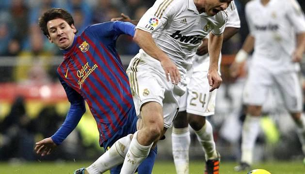El Barcelona logró la victoria este sábado en casa de su eterno rival por 1-3