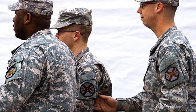 Imágenes de la segunda jornada del juicio militar de Bradley Manning por filtrar documentos secretos a WikiLeaks