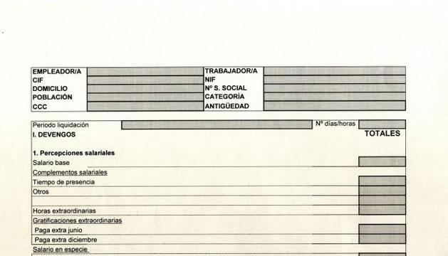 Los navarros podr an regularizar a unas empleadas for Nomina empleada de hogar 2015 modelo