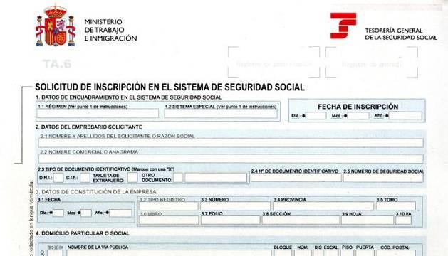 Los navarros podr an regularizar a unas empleadas for Oficinas seguridad social bizkaia