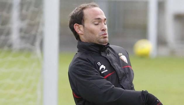 Nino y Andrés Fernández se han quedado fuera de la convocatoria por decisión técnica del entrenador José Luis Mendilibar.