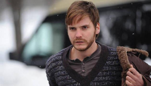El actor Daniel Brühl, en 'Eva'
