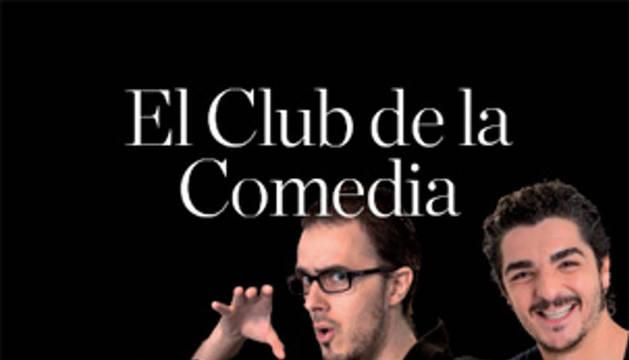 El cartel del Club de la comedia