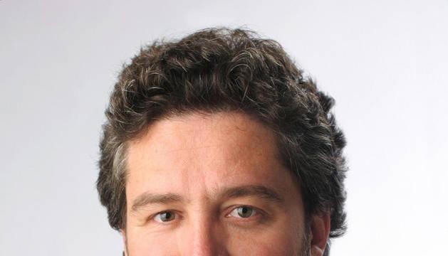 El escritor Àlex Rovira