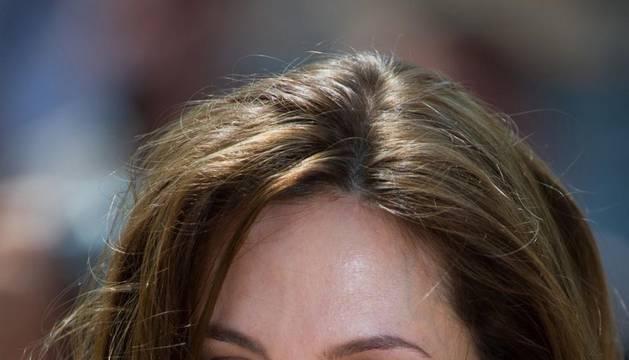 La actriz y directora Angelin Jolie