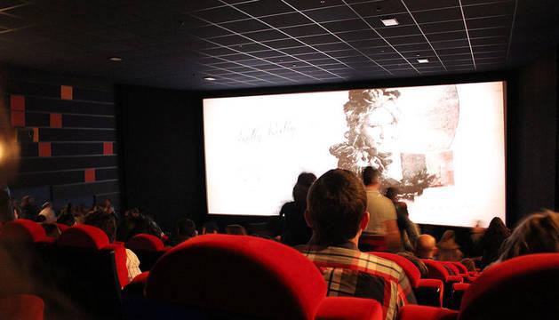En su estreno en Gran Bretaña, 'La Dama de Hierro' se situó como la número uno de la taquilla