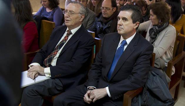 El expresidente balear Jaume Matas, en el banquillo de los acusados
