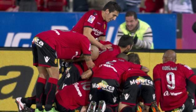 Mallorca-Real Sociedad.
