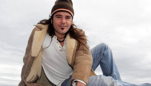 El realizador navarro Raúl de la Fuente, nominado a los Goya por  'Virgen negra'