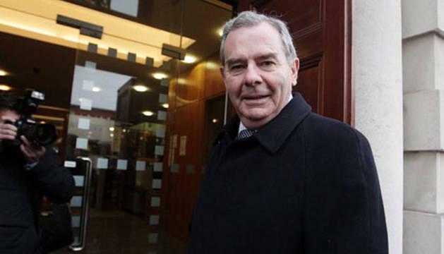 Sean Quinn, quien llegó a  ser considerado como el hombre más rico de Irlanda