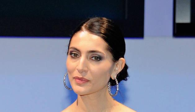La actriz italiana Caterina Murino, de la película Casino Royale