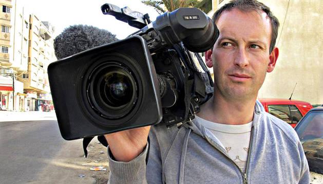 Imagen de archivo del periodista francés, Gilles Jacquier, fallecido en un ataque ocurrido en Siria