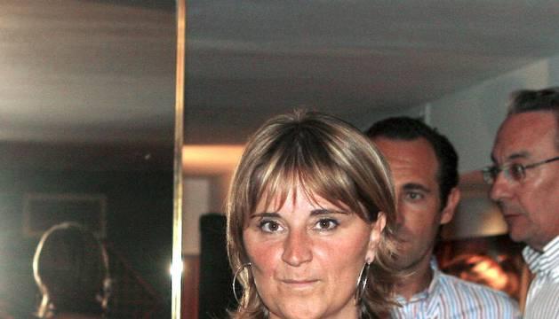 Rosa Estaràs ostentaba el cargo de vicepresidenta durante la legislatura de Matas 2003-2007