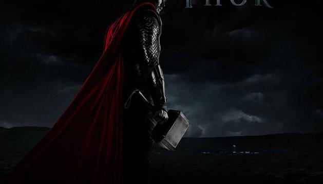Protagonista de la película Thor