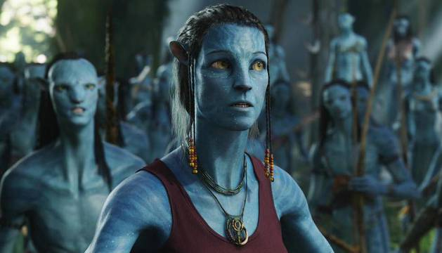 Una escena de Avatar