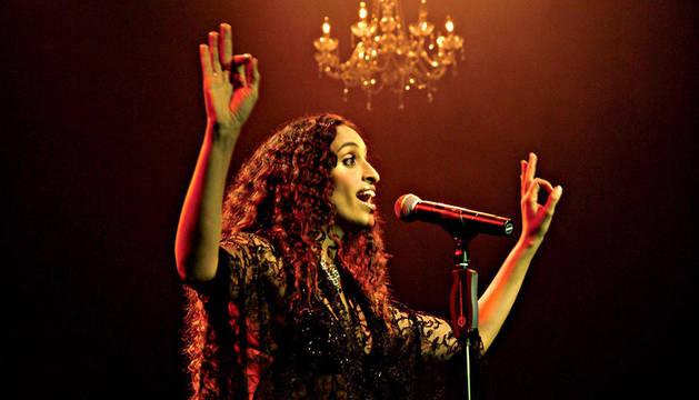 La cantante Noa actuará en el Gayarre el próximo mes de marzo