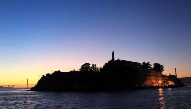 La isla de la prisión de 'Alcatraz'