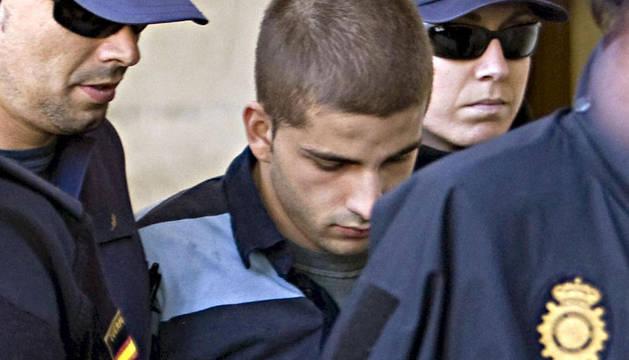 Miguel Carcaño, autor confeso de la muerte de la joven sevillana Marta del Castillo