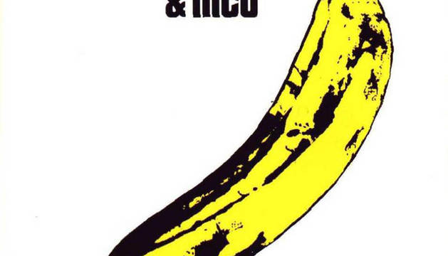 Imagen de la portada del primer disco de The Velvet Underground
