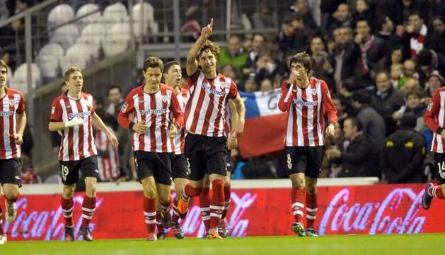 El Athletic ya está en puestos europeos tras su victoria de este domingo ante el Levante