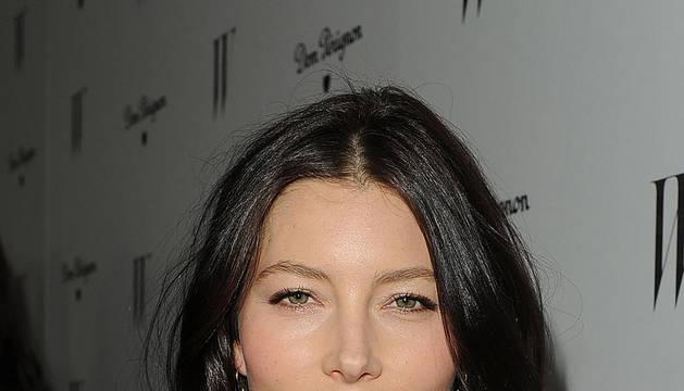 La actriz Jessica Biel