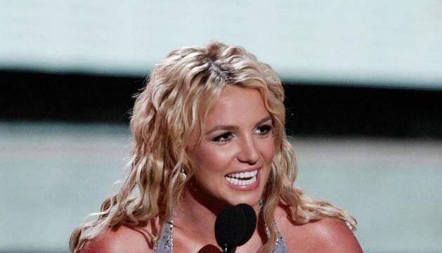 La artista Britney Spears