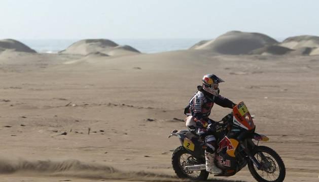 Cyril Despres ha ganado el Rally Dakar