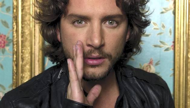 El cantante Manuel Carrasco