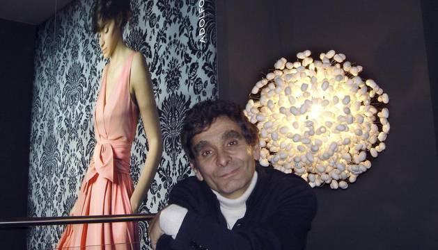 El diseñador Adolfo Domínguez