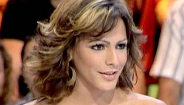 Amor Romeria, ex concursante de 'Gran Hermano'.