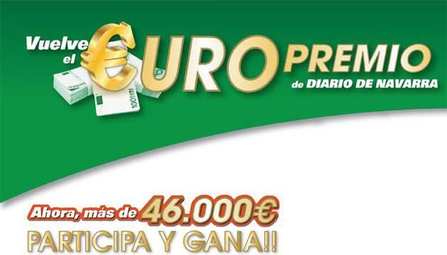 ¡Vuelve el EUROPREMIO de Diario de Navarra!